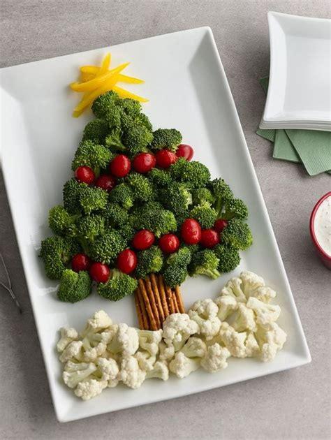 christmas tree vegetable platter recipe christmas