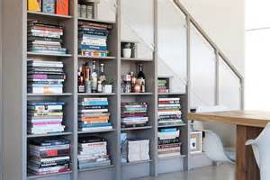 Built In Bookshelves Stairs 21 Unique Contemporary Staircases With A Flair For The