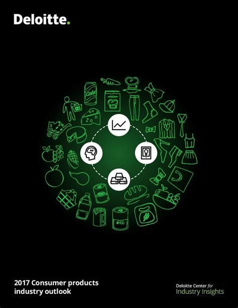 Deloitte Powerpoint Template 2017 2017 Consumer Products Industry Outlook By Deloitte