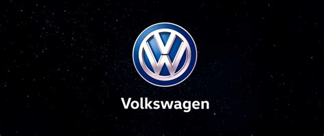 vw logos vw logo looping
