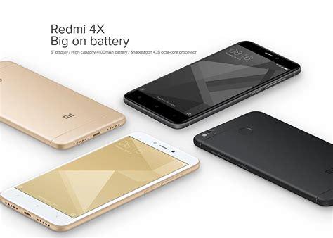 Headset Bluetooth Xiaomi Redmi 4x global version xiaomi redmi 4x 3gb 32gb smartphone black