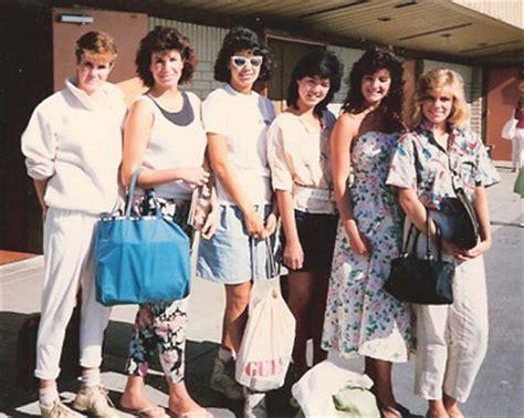 Century in fashion fashion 1980 1990