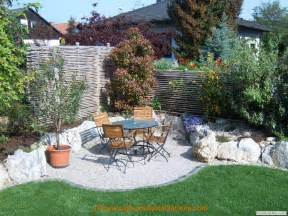 Garten Steinmauer Terrasse Bildergallery Bambus Sichtschutz