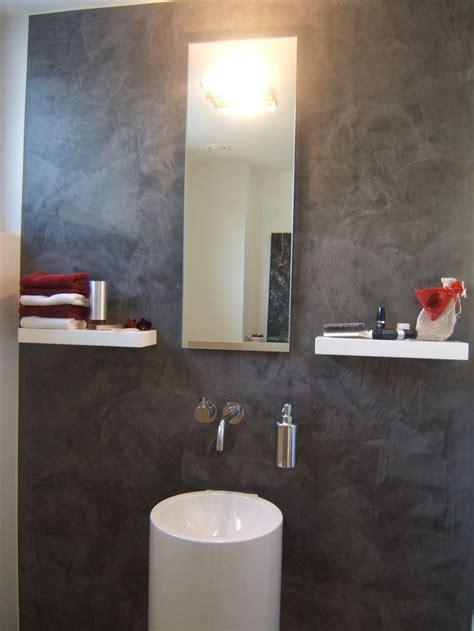 Putz Badezimmer by Wandgestaltung Badezimmer Putz Elvenbride
