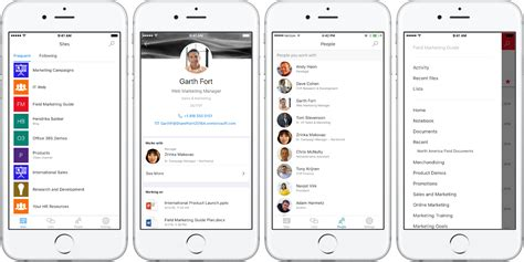 office mobile ios microsoft releases a free ios client for sharepoint