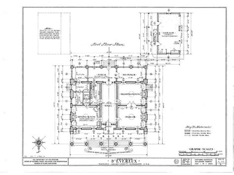 Large Luxury House Plans by Large Luxury House Plans Antebellum Mansion House Plans