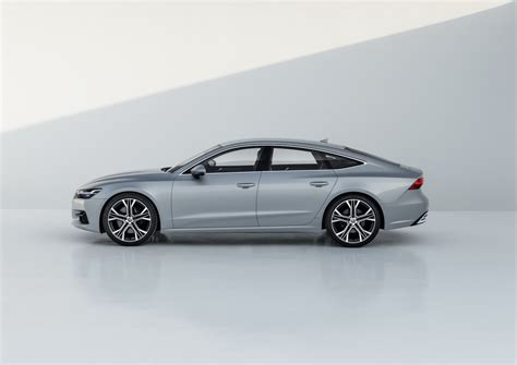 new audi a7 all new audi a7 debuts even sexier packs more tech