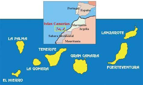 islas canarias y africa mapa canarias c 225 tedra de historia y patrimonio naval