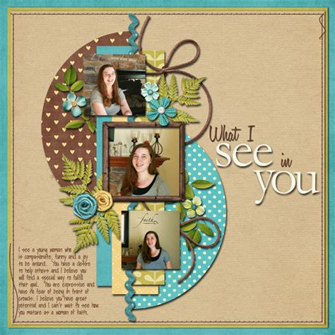 scrapbook layout ideas for multiple pictures ideas for scrapbookers a half circle template for those