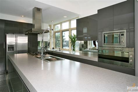 modern kitchen colours contemporary island kitchen 4