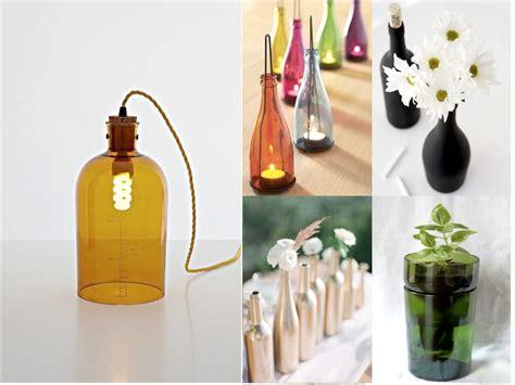 como cortar y decorar botellas de vidrio 6 mejores y geniales ideas para reciclar botellas de vidrio