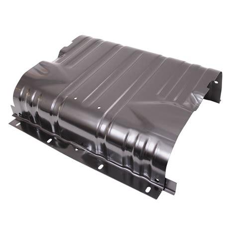 Jeep Tj Gas Tank Skid Plate Gas Fuel Tank Skid Plate 15 Gallon 76 90 Jeep Cj