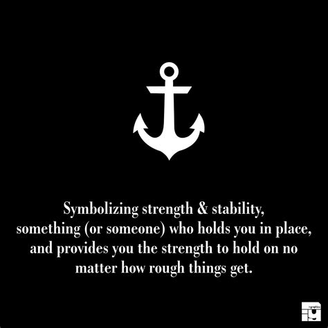 small tattoos with big meaning tattoos anchor quotes symbols and