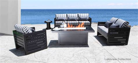 cast aluminum patio furniture sets shop patio furniture at cabanacoast 174
