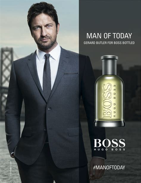 hugo bottled perfume talking by
