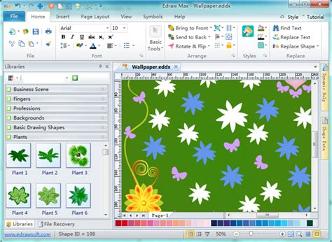 background pattern software easy wallpaper software