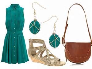 Bronze Bathroom Accessories by Accessorise All Areas Three Ways To Wear Emerald Green