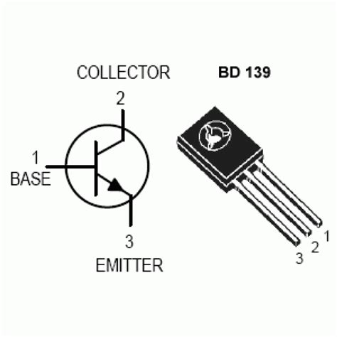 transistor bd139 related keywords suggestions for npn transistor list