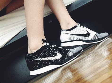 Sepatu Nike Flyknit Racer All White recent purchases may 21st malefashionadvice