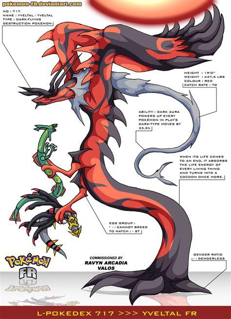 pokemon yveltal pokemon coloring pages images pokemon images pokedex 717 yveltal fr by pokemon fr on deviantart