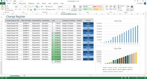 Change Management Plan Download Ms Word Excel Templates Template Exle