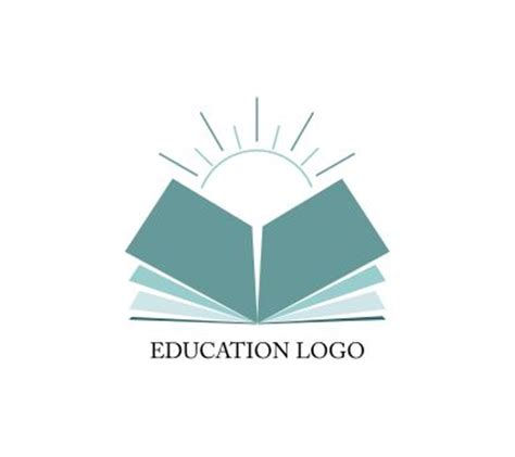school logo design template 17 best images about book logo on open book