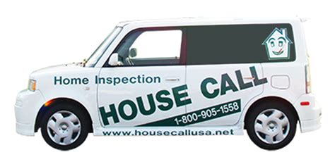 house call inspection housecall home inspection