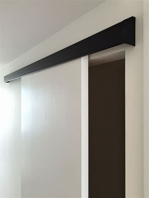wall mounted with glass doors wall mounted sliding door track