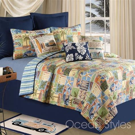 surf comforter beach and coastal bedding atlantic linens