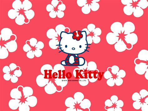 wallpaper hello kitty terlucu hello kitty wallpapers hd group 1024 215 768 hello kitty