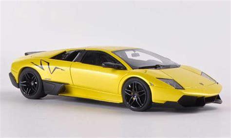 Smart Car Lamborghini Lamborghini Murcielago Lp670 Sv Fixed Wing Yellow Look