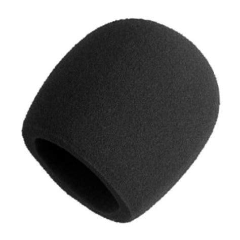 Microphon Keenion Mic 309 shure a58ws blk foam windscreen for all shure type microphon