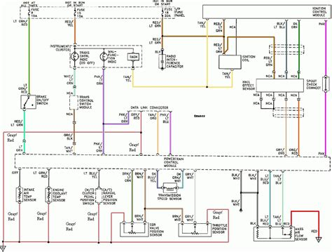 1995 ford mustang radio wiring diagram wiring diagram
