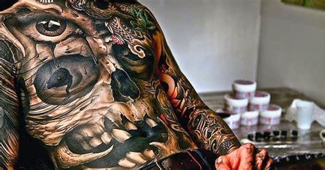 kumpulan foto tato 3d yang keren banget berbagi informasi koleksi foto tato 3 dimensi yang keren