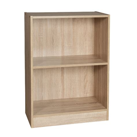 2 Shelf Bookcase Cyrus 2 Shelf Bookcase Decofurn Factory Shop