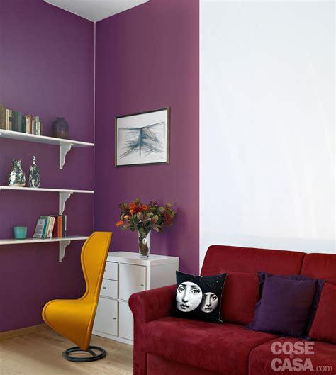 dipingere da letto due colori paretelilla with dipingere da letto due colori