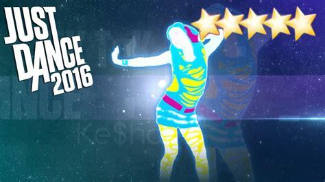 tik tok kesha dance tutorial tik tok just dance 2016 unlimited full gameplay 5