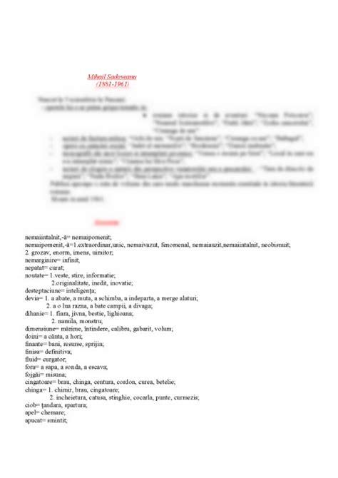 Referat: Portofoliu la limba romana (#328004) - Graduo