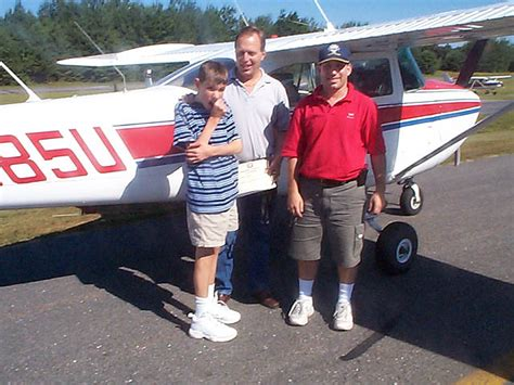 stow house of pizza eaa chapter 196 young eagles july 13 2002
