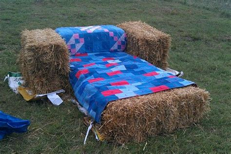 straw bale couch 17 best ideas about hay bale couch on pinterest hay bale