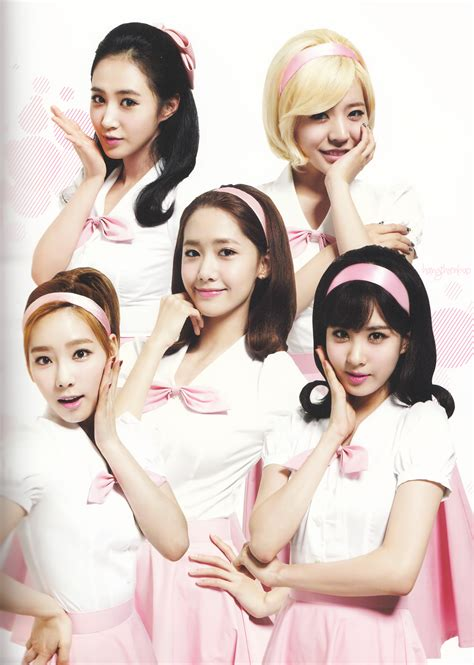 Snsd Yuri Peace Official Poster hq kpop snsd s generation world tour and peace scans hq