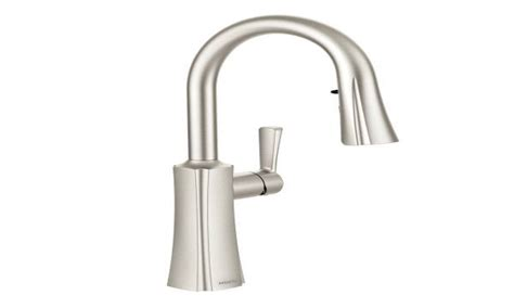 moen kitchen faucet with sprayer moen single handle