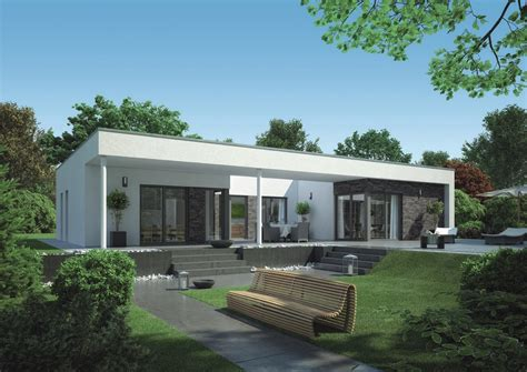 L Shaped House With Garage by Der Bungalow Erlebt Sein Comeback Als Fertighaus