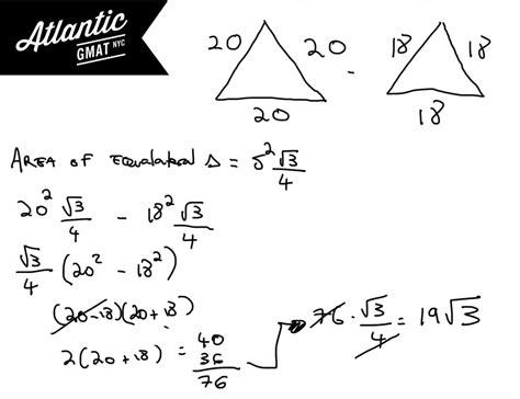 Mba Math Problems by Problems Formulas Exles Mba Sneak Peek New