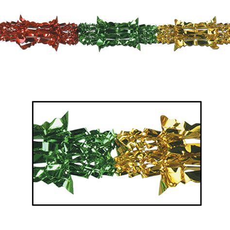 metallic garland webhats com