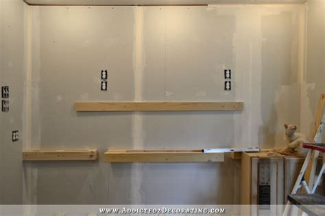 how to hang wall cabinets wall of cabinets installed plus how to install upper