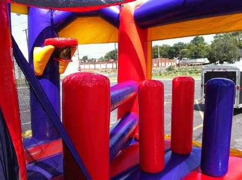 Jumper 5in1 Set Baju Bayi slide and jump house combo rentals amazing jumps albuquerque rental
