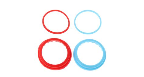 Seal Rings Set For Tfv4 Mini Vapesoon Authentic O Rin Murah 1 23 authentic vapesoon seal rings set for eleaf melo 2 clearomizer 4 pieces 5 pack 21mm