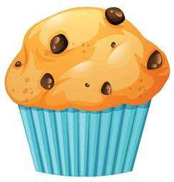 Muffin Clip Art, Vector Images & Illustrations   iStock