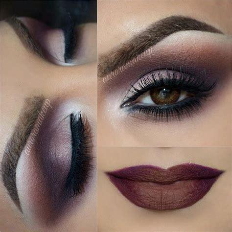 Lipstik Novo 40 eye makeup looks for brown stayglam